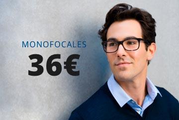 f7f5a3eee6 Gafas graduadas monofocales desde 36€