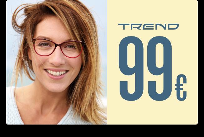 Trends a 99 Euros
